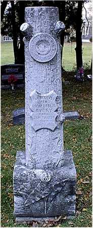 AVERY, OSCAR LESLIE - Dubuque County, Iowa | OSCAR LESLIE AVERY