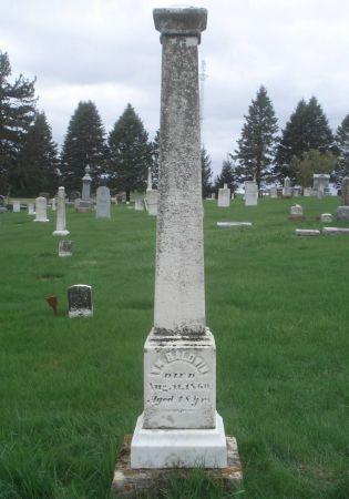 BALDWIN, WILLIAM - Dubuque County, Iowa | WILLIAM BALDWIN