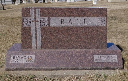 BALL, RAYMOND - Dubuque County, Iowa | RAYMOND BALL