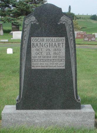 BANGHART, OSCAR H. - Dubuque County, Iowa | OSCAR H. BANGHART