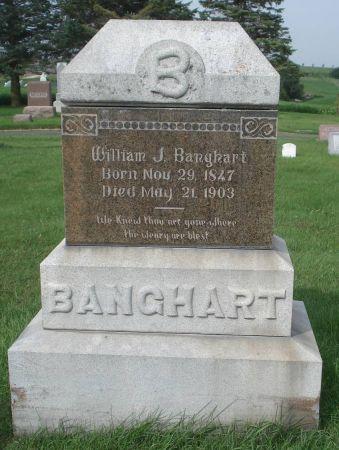 BANGHART, WILLIAM J. - Dubuque County, Iowa | WILLIAM J. BANGHART