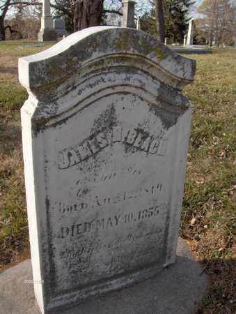 BEACH, JAMES R. - Dubuque County, Iowa | JAMES R. BEACH