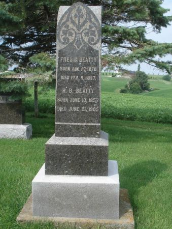 BEATTY, FRED C.  - Dubuque County, Iowa | FRED C.  BEATTY