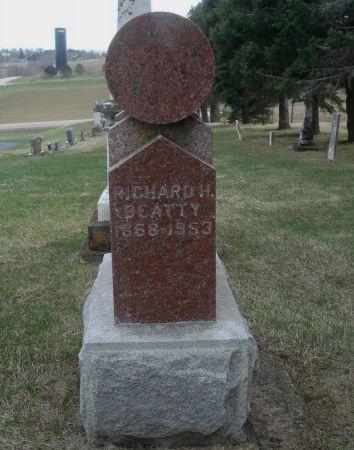 BEATTY, RICHARD H. - Dubuque County, Iowa | RICHARD H. BEATTY