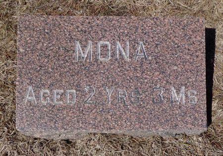 BEAUMONT, MONA - Dubuque County, Iowa | MONA BEAUMONT