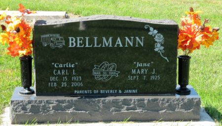 BELLMANN, CARL L.