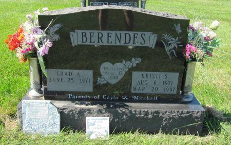 BERENDES, KRISTI S. - Dubuque County, Iowa | KRISTI S. BERENDES