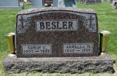 BESLER, EDWIN C. - Dubuque County, Iowa   EDWIN C. BESLER