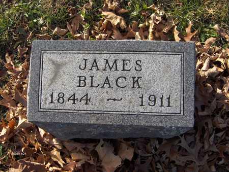 BLACK, JAMES - Dubuque County, Iowa | JAMES BLACK