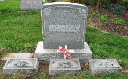 BOEMECKE, HAZEL - Dubuque County, Iowa | HAZEL BOEMECKE