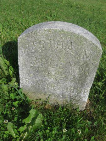 BOLEYN, BERTHA M. - Dubuque County, Iowa   BERTHA M. BOLEYN
