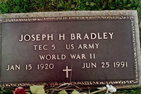 BRADLEY, JOSEPH H. - Dubuque County, Iowa | JOSEPH H. BRADLEY