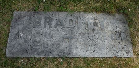 BRADLEY, WILBUR J. - Dubuque County, Iowa | WILBUR J. BRADLEY