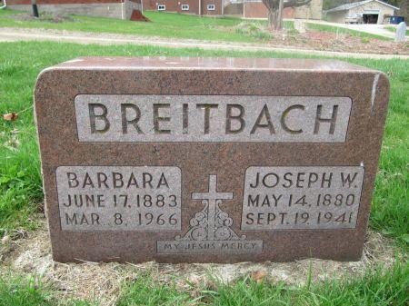 BREITBACH, BARBARA - Dubuque County, Iowa | BARBARA BREITBACH