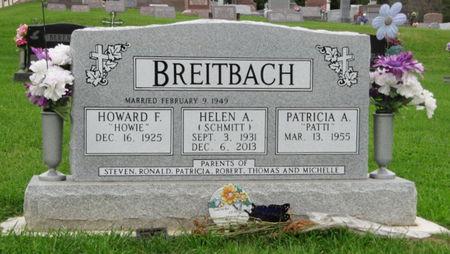 BREITBACH, HELEN A. - Dubuque County, Iowa   HELEN A. BREITBACH