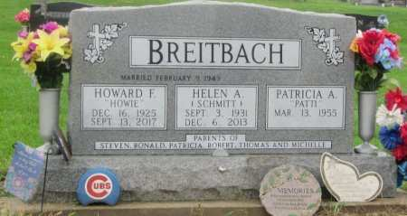 BREITBACH, HELEN A. - Dubuque County, Iowa | HELEN A. BREITBACH