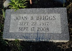 BRIGGS, JOAN B. - Dubuque County, Iowa | JOAN B. BRIGGS