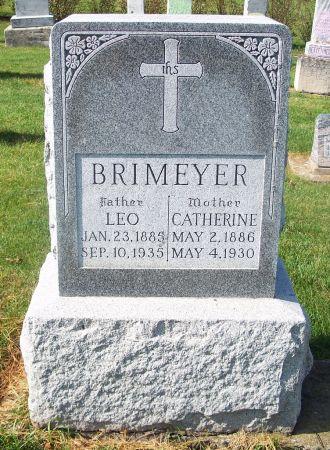 BRIMEYER, LEO - Dubuque County, Iowa | LEO BRIMEYER
