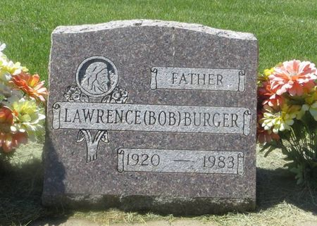 BURGER, LAWRENCE