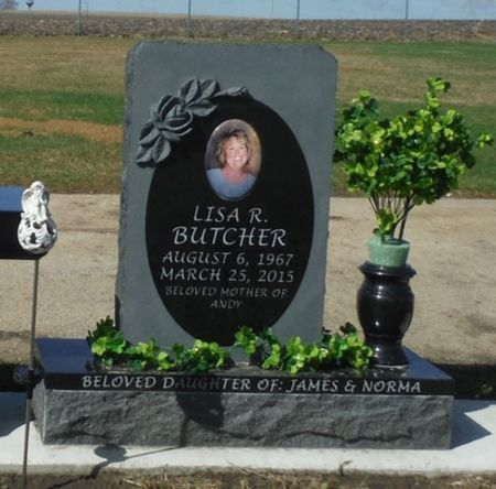 BUTCHER, LISA J. - Dubuque County, Iowa | LISA J. BUTCHER