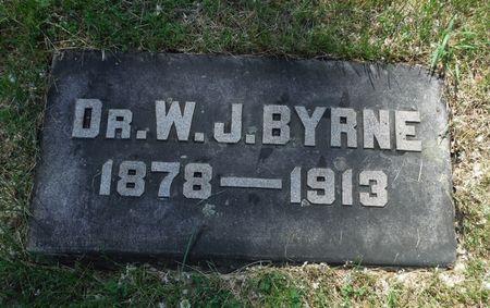 BYRNE, DR. WILLIAM J. - Dubuque County, Iowa | DR. WILLIAM J. BYRNE