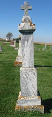 CALLAGHAN, CATHERINE - Dubuque County, Iowa   CATHERINE CALLAGHAN