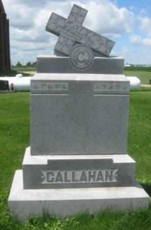 CALLAHAN, FAMILY - Dubuque County, Iowa | FAMILY CALLAHAN