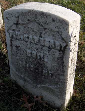 CARBERRY, F. H. - Dubuque County, Iowa   F. H. CARBERRY