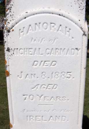 CARMADY, HANORAH - Dubuque County, Iowa | HANORAH CARMADY