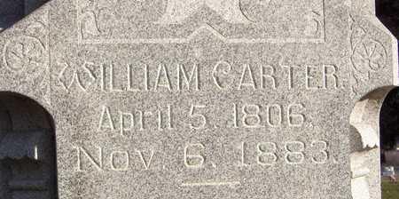 CARTER, WILLIAM - Dubuque County, Iowa | WILLIAM CARTER
