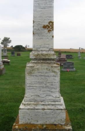 CASEY, JEREMIAH - Dubuque County, Iowa | JEREMIAH CASEY