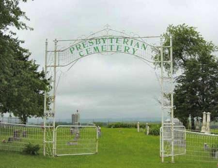 SHERRILL PRESBYTERIAN, CEMETERY - Dubuque County, Iowa   CEMETERY SHERRILL PRESBYTERIAN