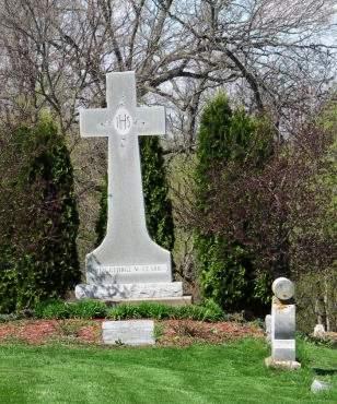 ST. JOSEPH'S CATHOLIC AKA FRENCH SETTLEMENT, CEMETERY - Dubuque County, Iowa   CEMETERY ST. JOSEPH'S CATHOLIC AKA FRENCH SETTLEMENT