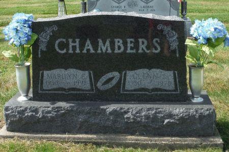 CHAMBERS, MARILYN E. - Dubuque County, Iowa | MARILYN E. CHAMBERS