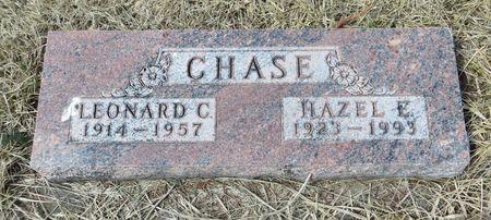 CHASE, LEONARD C - Dubuque County, Iowa | LEONARD C CHASE
