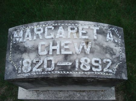 CHEW, MARGARET A. - Dubuque County, Iowa | MARGARET A. CHEW