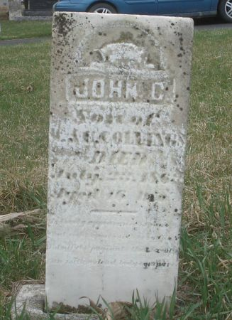 COLLINGS, JOHN C. - Dubuque County, Iowa | JOHN C. COLLINGS