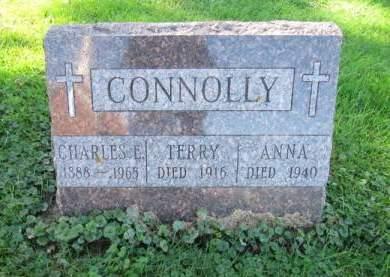 CONNOLLY, CHARLES E. - Dubuque County, Iowa | CHARLES E. CONNOLLY