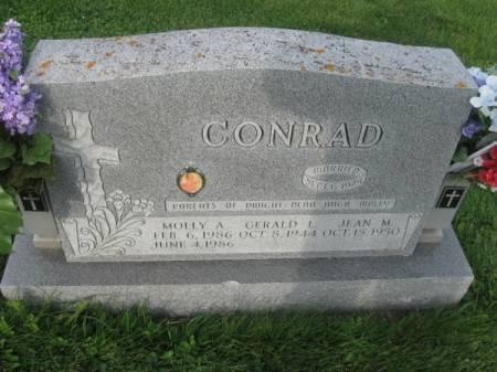 CONRAD, JEAN M. - Dubuque County, Iowa | JEAN M. CONRAD
