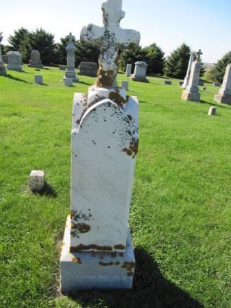 CONWAY, JOSEPH - Dubuque County, Iowa | JOSEPH CONWAY