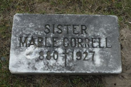CORRELL, MABLE - Dubuque County, Iowa | MABLE CORRELL