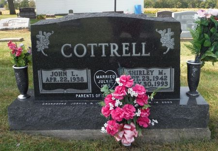 COTTRELL, SHIRLEY M. - Dubuque County, Iowa | SHIRLEY M. COTTRELL