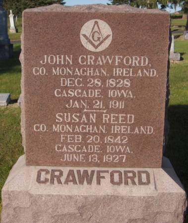 CRAWFORD, SUSAN - Dubuque County, Iowa | SUSAN CRAWFORD