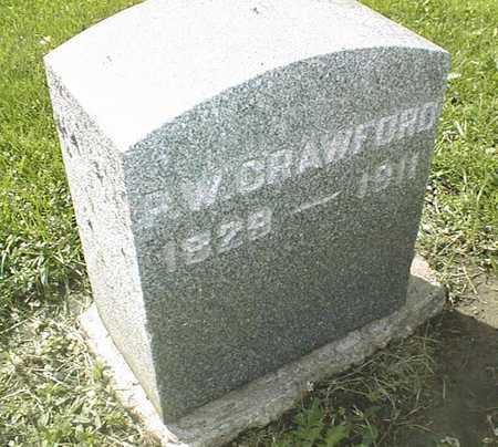 CRAWFORD, P.W. - Dubuque County, Iowa   P.W. CRAWFORD