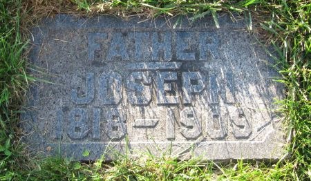 CREVIER, JOSEPH - Dubuque County, Iowa | JOSEPH CREVIER