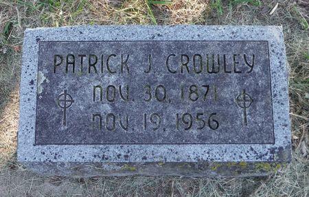 CROWLEY, PATRICK J. - Dubuque County, Iowa | PATRICK J. CROWLEY