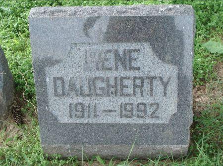 DAUGHERTY, IRENE - Dubuque County, Iowa | IRENE DAUGHERTY