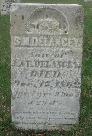 DELANCEY, S. M. - Dubuque County, Iowa | S. M. DELANCEY