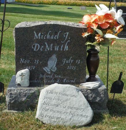 DEMUTH, MICHAEL J. - Dubuque County, Iowa | MICHAEL J. DEMUTH
