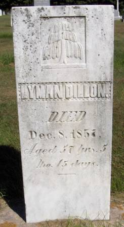 DILLON, LYMAN - Dubuque County, Iowa | LYMAN DILLON